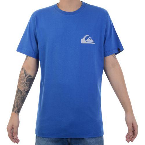 Camiseta-Quiksilver-Everyday-Azul