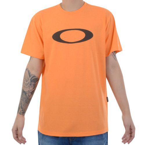 Camiseta-Oakley-O-Ellipse-Laranja