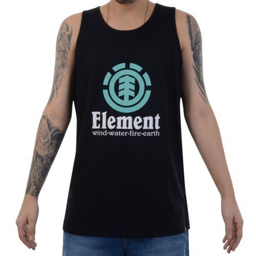 Camiseta-Regata-Element-Vertical-Preto