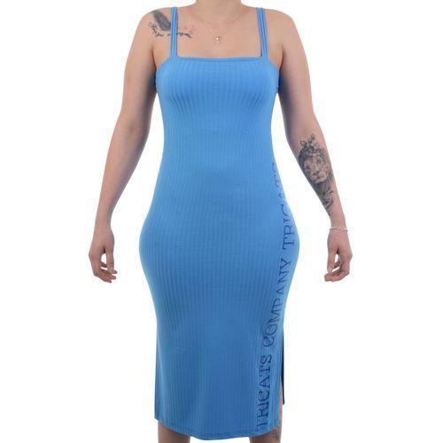 Vestido-Midi-Tricats-Trend-Azul