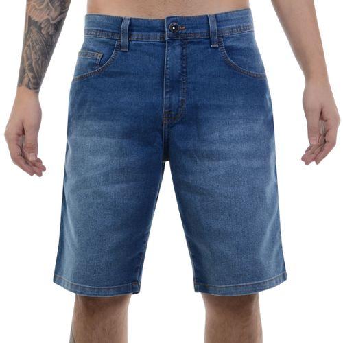Bermuda-Jeans-Quiksilver-Every-Azul