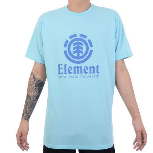 Camiseta-Element-Vertical-Azul