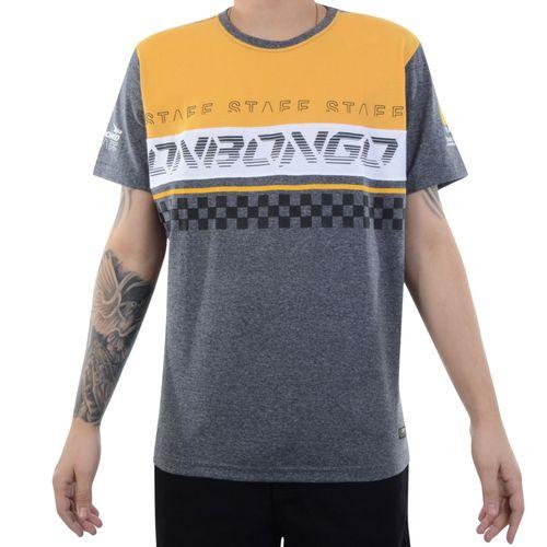 Camiseta-Onbongo-Staff-Membership-Amarelo