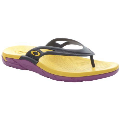 Chinelo-Oakley-Rest-2-0-Amarelo